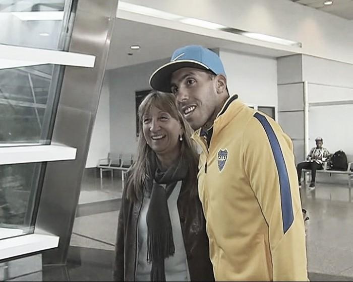 """Tevez: """"No quiero jugadores que duden de venir a Boca"""""""