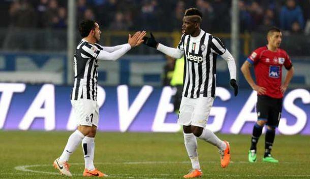 Diretta Juventus - Trabzonspor in Europa League