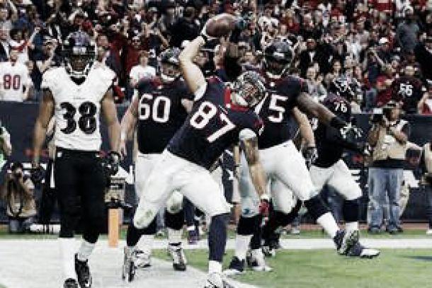 Foster, Bullock y la defensiva hacen soñar a Texans