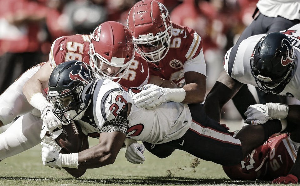 Houston-Kansas City será el primer partido de la temporada 2020
