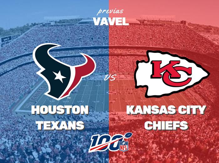 Previa Texans - Chiefs: duelo de quarterbacks en Kansas