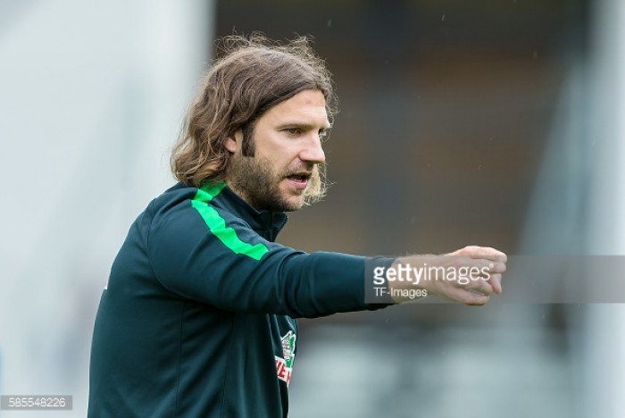 Frings takes charge of Darmstadt