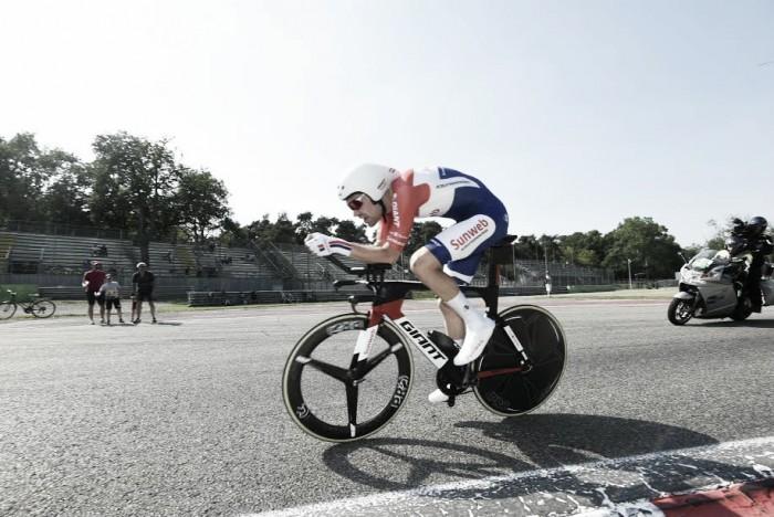 Giro d'Italia, Dumoulin trionfa a cronometro. Quintana e Nibali sul podio di Milano