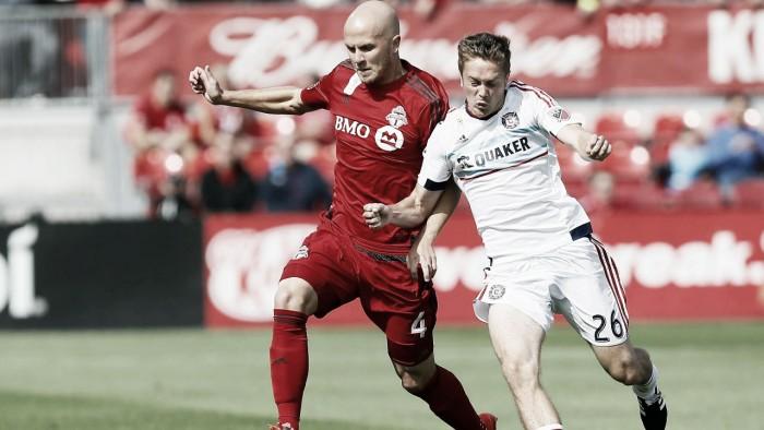 Summary Toronto FC 3-2 Chicago Fire in 2016 MLS