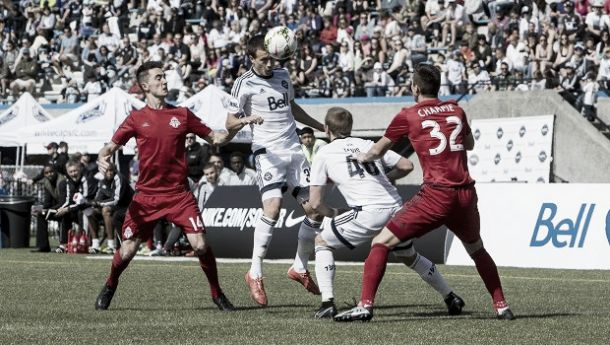 Vancouver Whitecaps 2 spilt the spoils with Toronto FC II in home opener