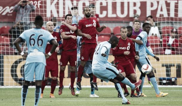 Manchester City Score Late To Edge Toronto FC In International Friendly