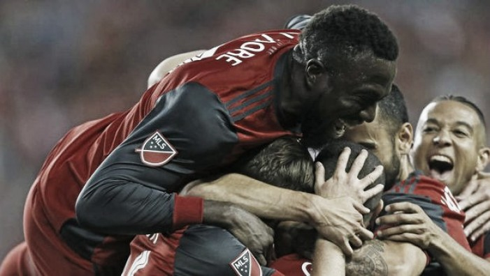 Toronto FC stroll past the Philadelphia Union