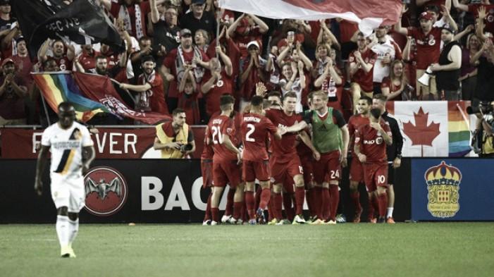 Toronto FC squeaks by rusty Los Angeles Galaxy 1-0