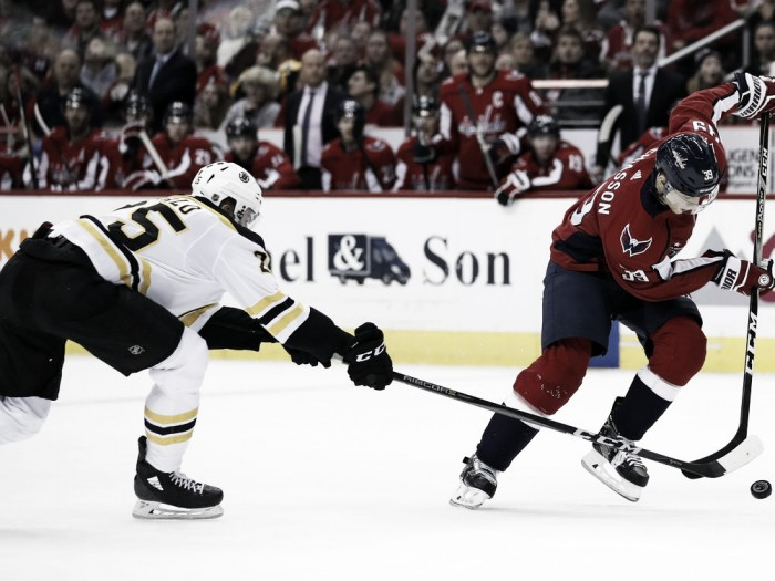 Los Capitals, escollo infranqueable para Boston