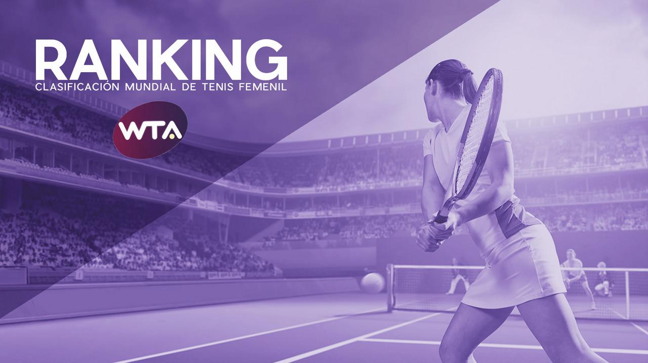 WTA: Ranking actualizado