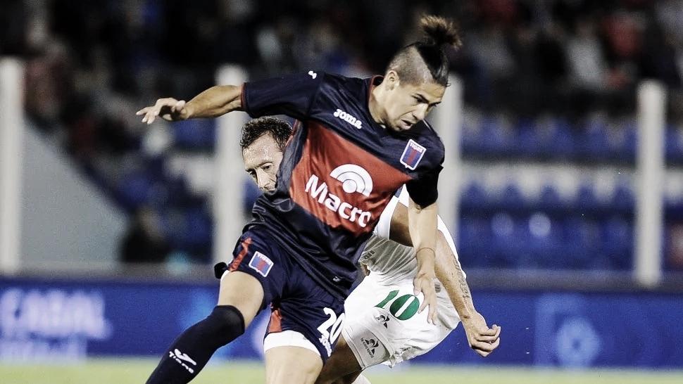"""Diego Morales: """"Si le ganamos la final a Boca, me corto la colita del pelo"""""""