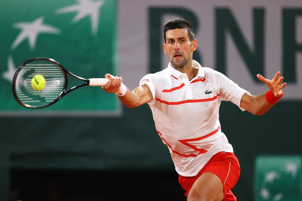 French Open: Novak Djokovic crushes Mikael Ymer