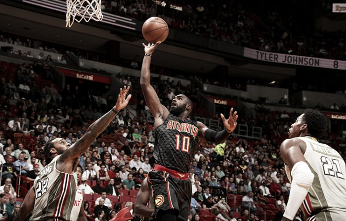 NBA, Hawks e Hornets vincenti a Miami e Minneapolis