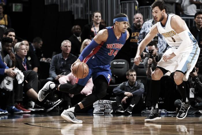 Nba, successi esterni di Pistons e Nets. Milwaukee stoppa i Grizzlies