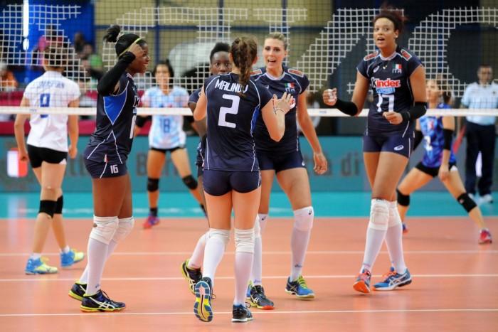 Volley femminile - World Grand Prix 2016: Italia, che fatica! Il tie-break è della Thailandia
