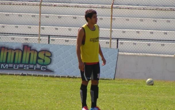 Thales é o novo reforço do Braga