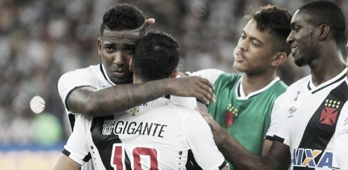 Sob vaias, Vasco vence Ceará no Maracanã lotado e garante retorno à Série A do Brasileiro