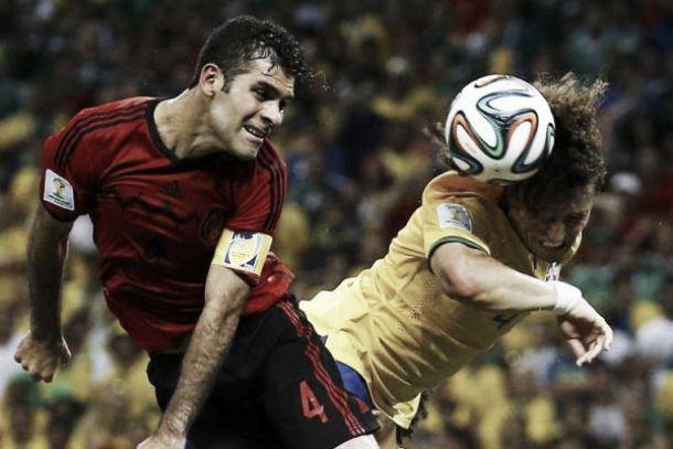 México - Brasil: partido con nivel de Copa América