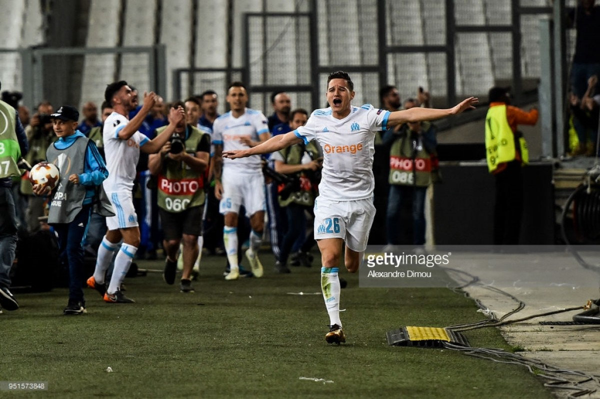 Olympique de Marseille 2-0 FC Red Bull Salzburg: Les Olympiens to take healthy advantage to Austria after clinical showing