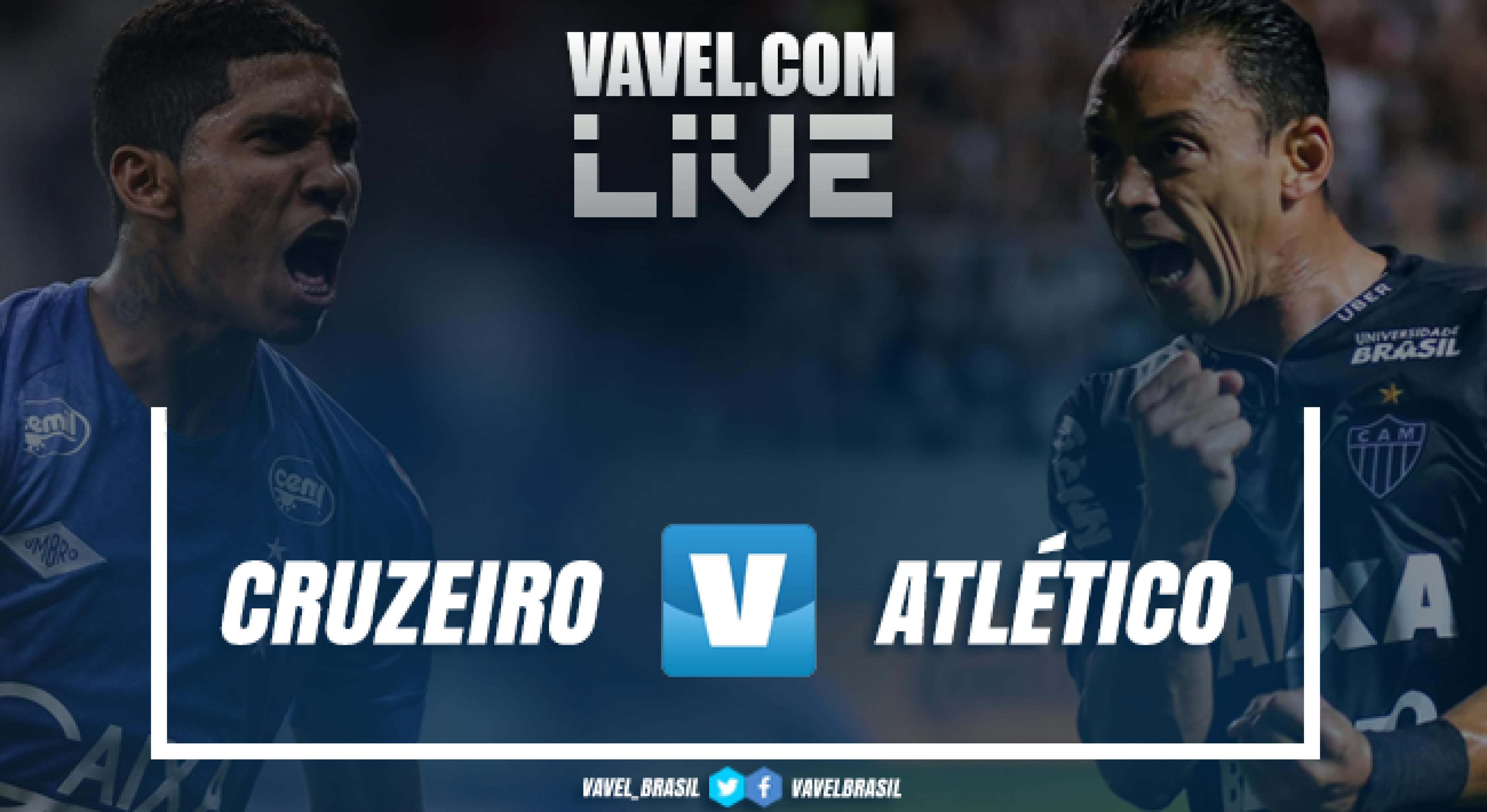 Resultado Cruzeiro 1 x 1 Atlético-MG pelo Campeonato Mineiro 2019