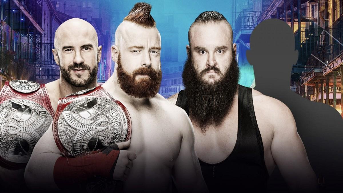 The Bar vs Braun Strowman: ¿Un campeón solitario?