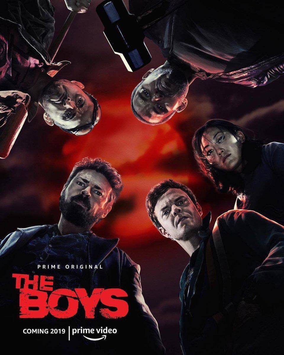 "Crítica a ""The Boys"""