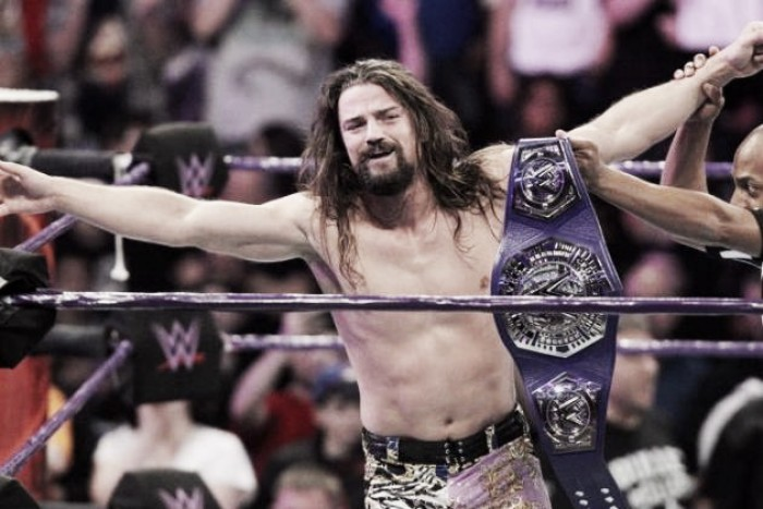 """The Brian Kendrick """"The Wizard Of Odd"""""""