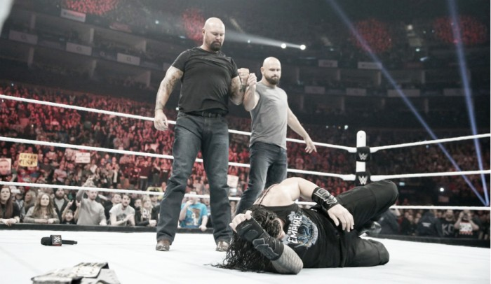 Raw Review 4/18/16