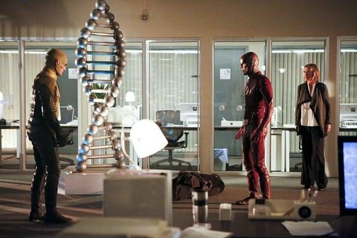 Flash: The Reverse Flash Returns