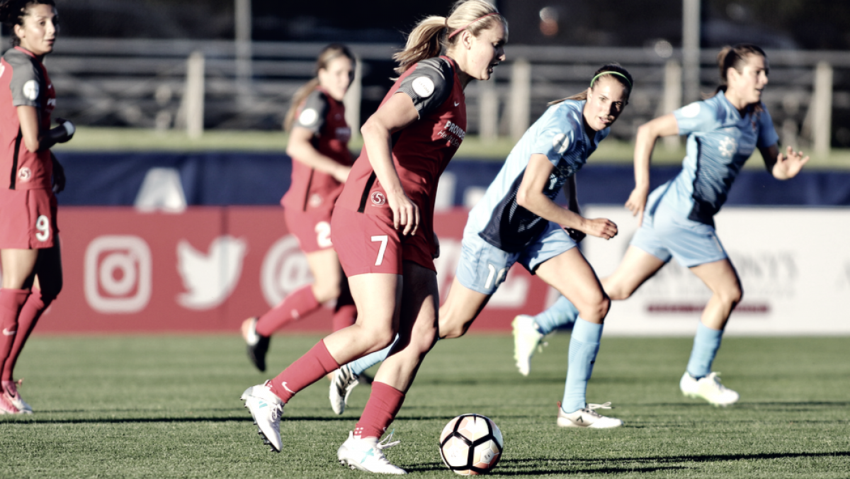 Sky Blue FC's winless streak extends to twelve games in draw with Portland Thorns FC