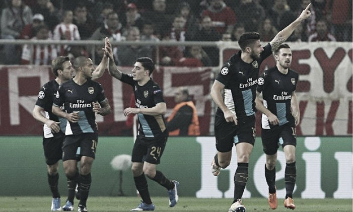 Arsenal - Barcelona: Why the Gunners can take confidence into Champions League tie