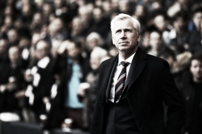 Pardew delighted with training camp impact after FA Cup victory