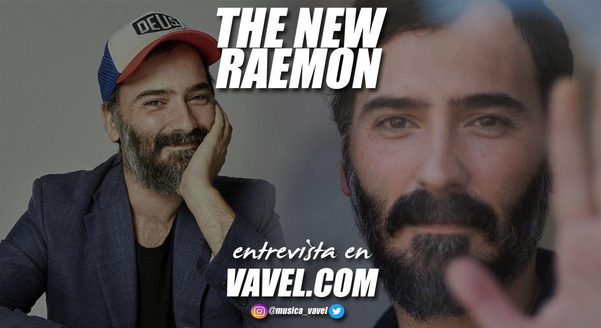 """Entrevista. The New Raemon: """"Intento buscar la belleza de cualquier situación, aunque sea un conflicto o algo desagradable"""""""