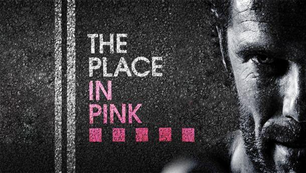 THE PLACE IN PINK con Re Leone Mario Cipollini