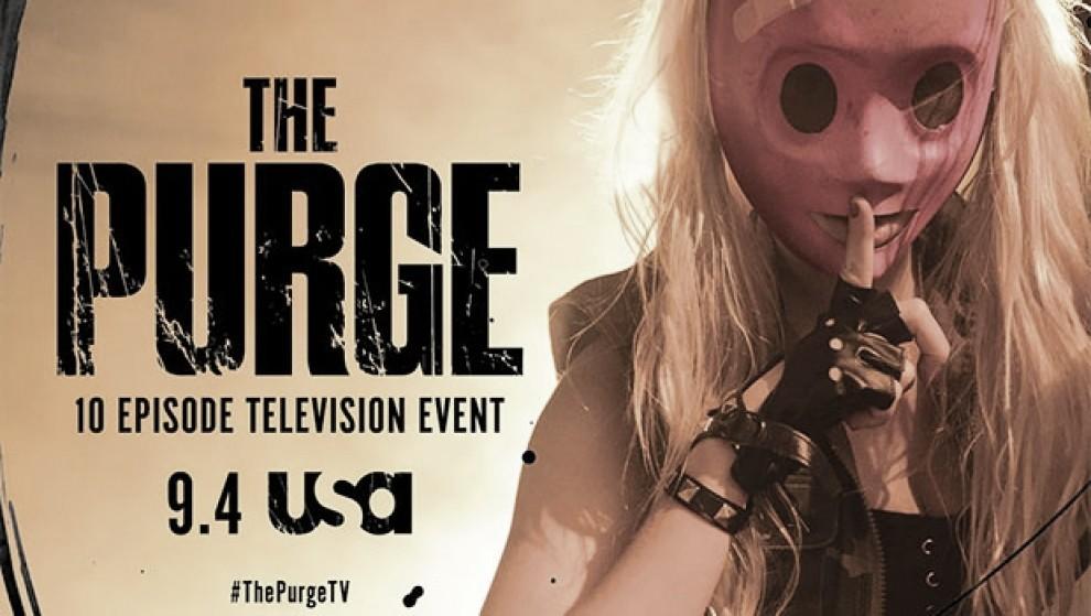 Se confirman los protagonistas para la segunda temporada de The Purge