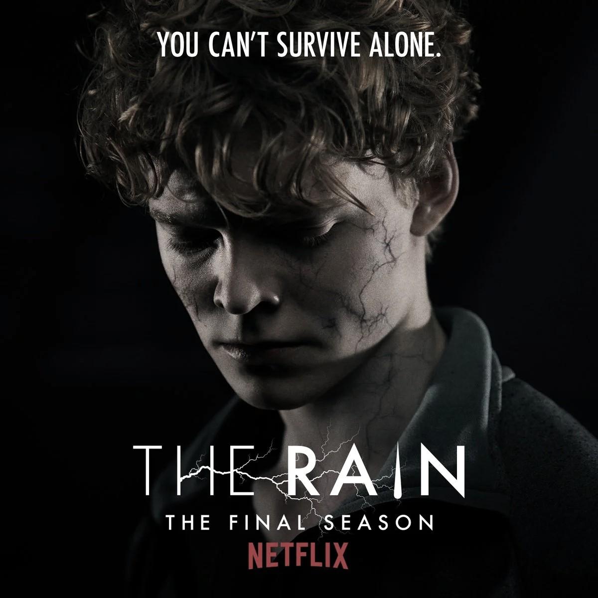 "Netflix anuncia terceira e última temporada de ""The Rain"""