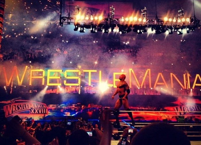 The Rock Confirmed For WrestleMania 32