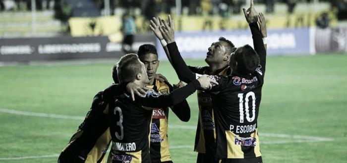 Farías y The Strongest clasifican a la fase de grupos de la Copa Libertadores 2017