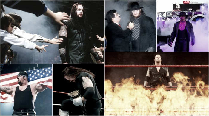 Top Five Undertaker Moments in WWE