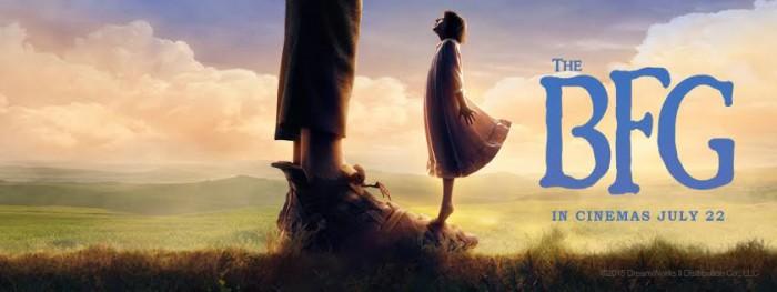 Disney da a conocer el primer póster promocional de 'Mi amigo el gigante'
