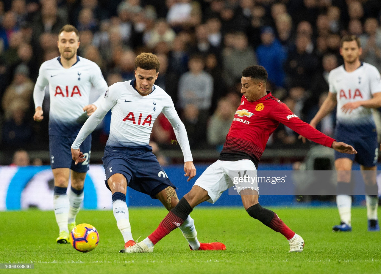Tottenham Hotspur vs Manchester United: Live Stream TV Updates and How to Watch International Champions Cup 2019
