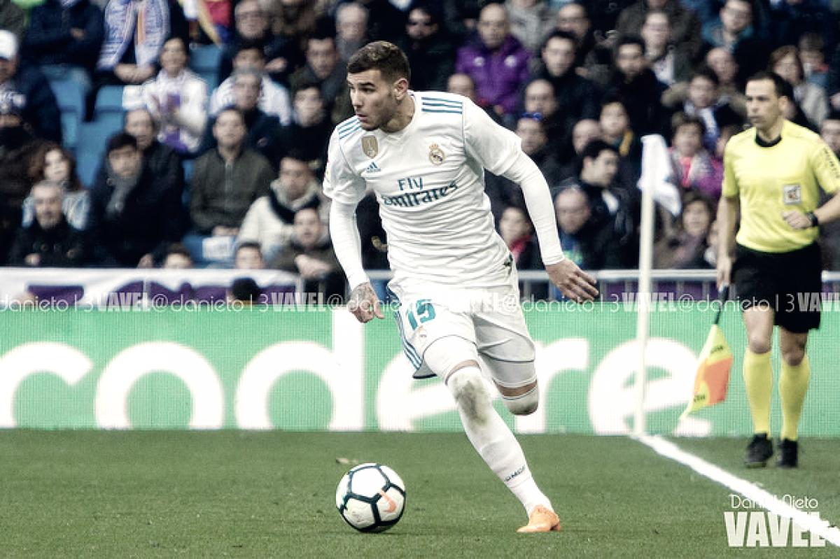 """Theo: """"Jugar contra el Atlético es una motivación más"""""""