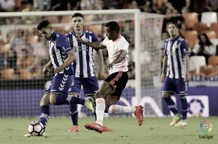 Resumen Valencia CF - Deportivo Alavés en Copa del Rey 2018