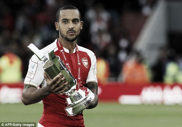 Arsenal 1-0 Wolfsburg: Gunners taste Emirates Cup glory with win over Wolfsburg