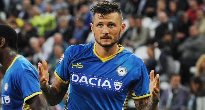 """Udinese, Thereau: """"Non mi preoccupa la falsa partenza, ora ho gamba"""""""