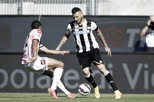 Udinese, dopo il Palermo si torna in ritiro più tristi di prima