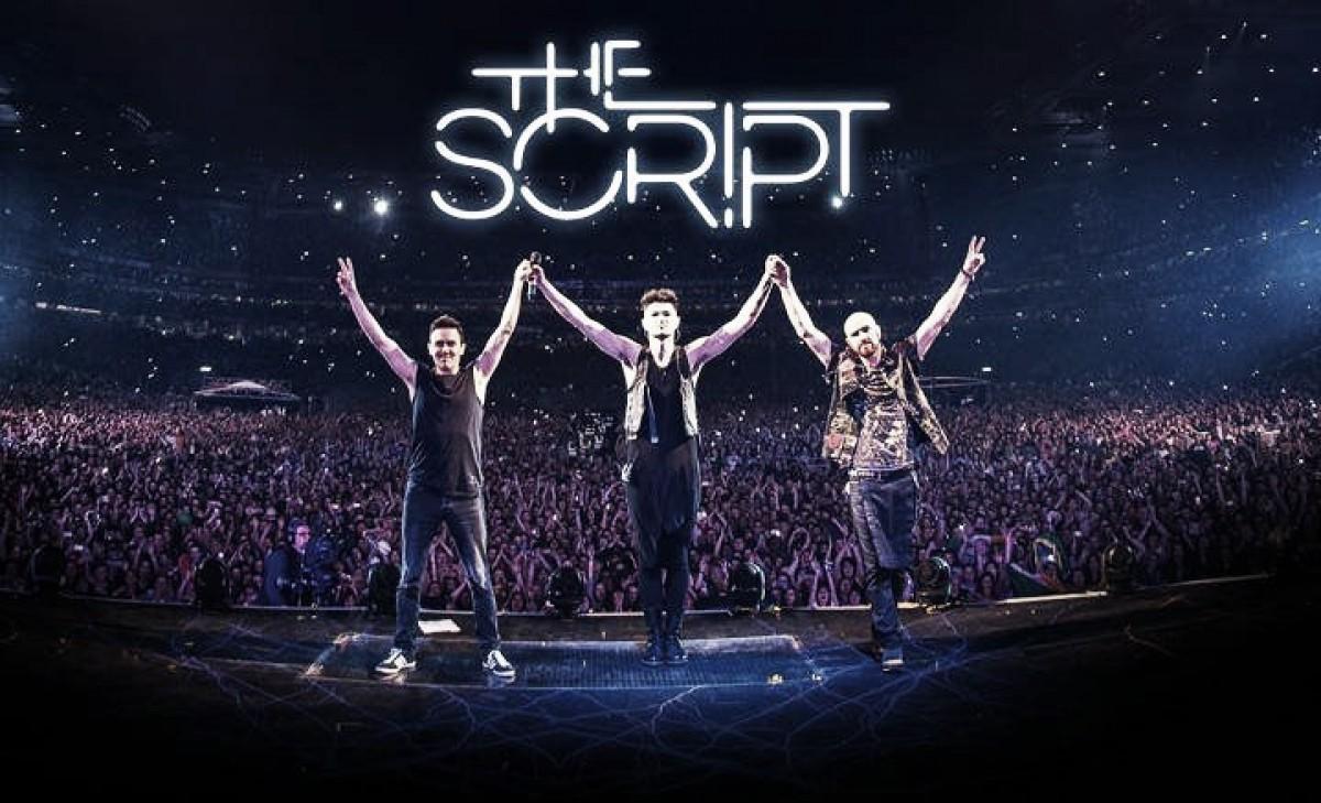 The Script aterriza en Madrid para presentar su nuevo disco