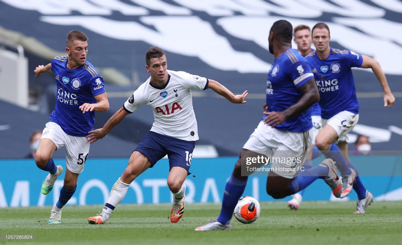 Tottenham Hotspur Vs Leicester City Last Five Meetings Vavel International