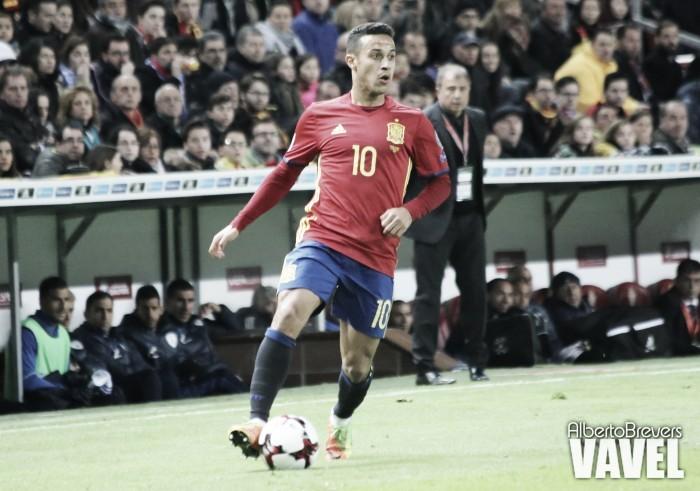 Anuario VAVEL Selección Española 2017: Thiago, la magia de la Roja