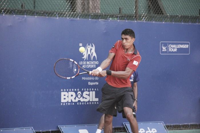 Thiago Monteiro é derrotado por Darcis na final do ATP Challenger de Lyon